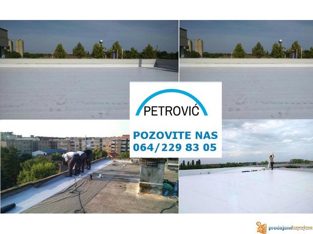 PVC membrane - 2/3