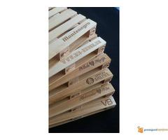 Mini palete - RaminerA - pallet coasters - Slika 4/5