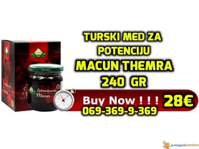 MACUN med turski med za potenciju - 1/1