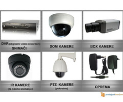 Video nadzor i protivprovalni sistemi - Slika 2/5