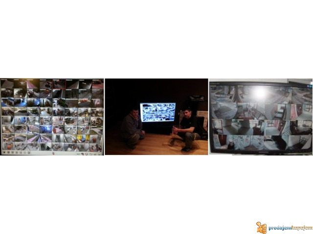 Video nadzor i protivprovalni sistemi - 4/5