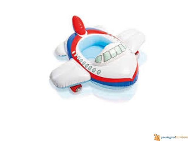 Slauf Dubak Avion za decu INTEX 59586 - 1/1