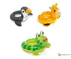 Slauf Pingvin,Zirafa,Zaba INTEX 59220