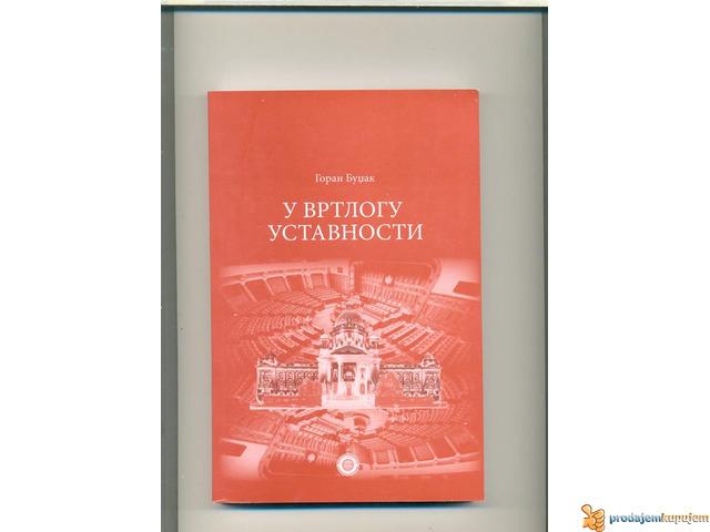 U Vrtlogu Ustavnosti dr Goran Budžak - 1/1