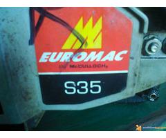motorna testera mc kullok kanadska original