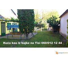 Kuća kao iz bajke na Tisi Čurug - Slika 4/4