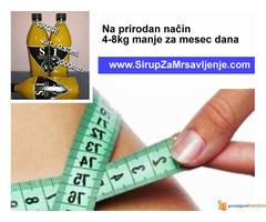 Sirup za detoks i mršavljenje