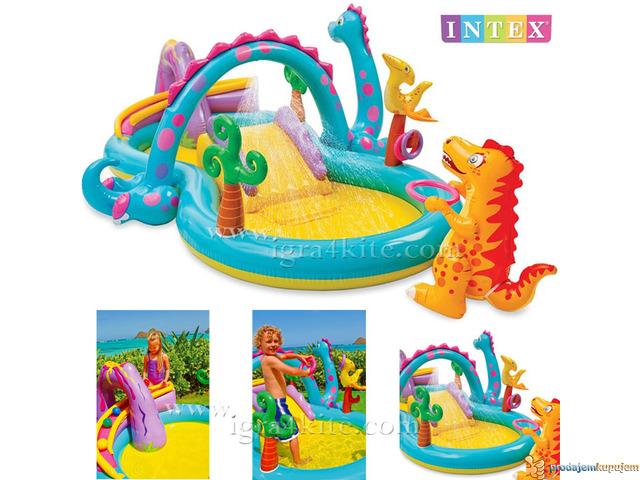 Bazen za decu INTEX 333 x 229 x 112 cm model 57135 - 1/1