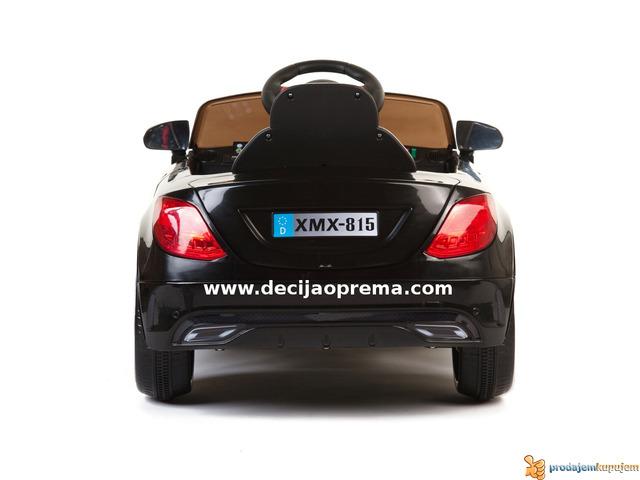 Mercedes SL Style xmx 815 Auto na akumulator sa daljinskim - 2/3
