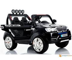 BMW X5 Style Off-Road auto za decu na akumulator 12V dvosed - Slika 2/2