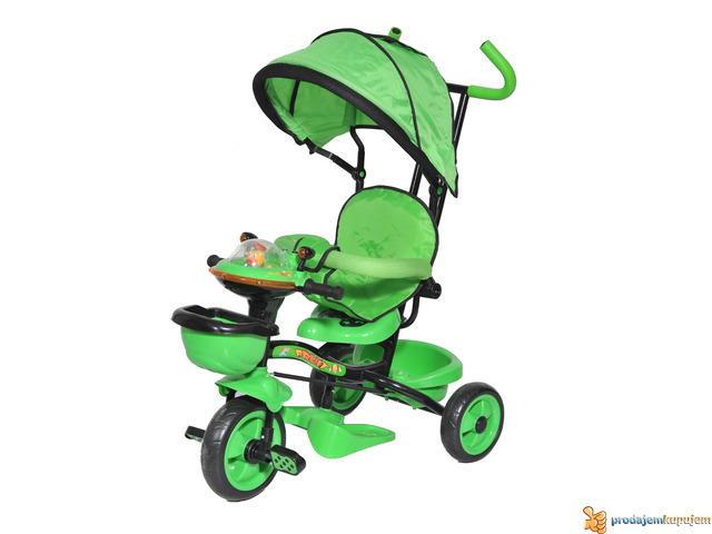 Tricikl FRUIT patkica Zeleni - 1/1