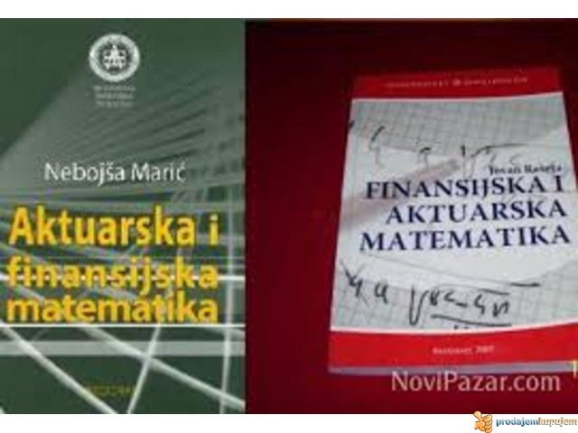 Časovi Aktuarske - Finansijske matematike - 1/1