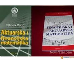 Časovi Aktuarske - Finansijske matematike