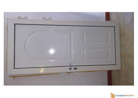 Spoljna aluminijumska vrata za kucu