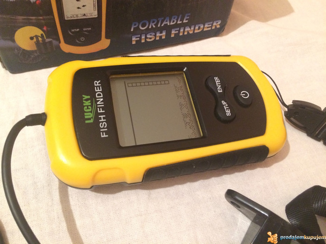 Sonar za ribolov - Fish Finder - 3/4