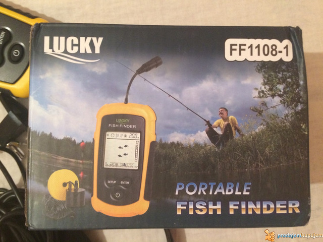 Sonar za ribolov - Fish Finder - 4/4