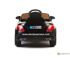 Mercedes SL Style xmx 815 Auto na akumulator - Slika 3/3