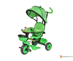 Tricikl FRUIT patkica Zeleni