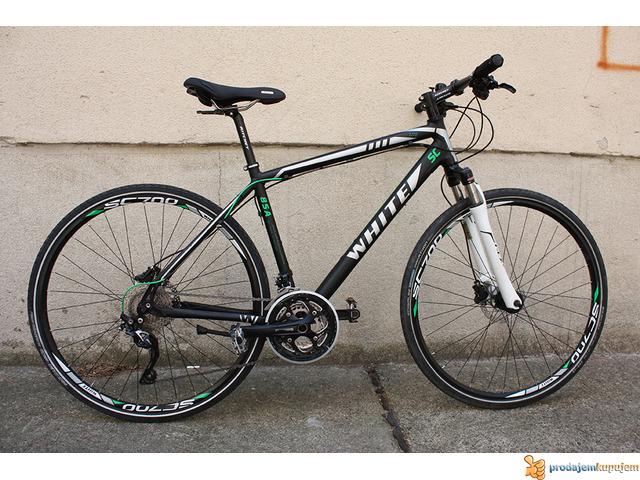 WHITE SC Lite Trekking bicikl 3x10 - 1/5