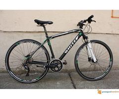 WHITE SC Lite Trekking bicikl 3x10 - Slika 1/5