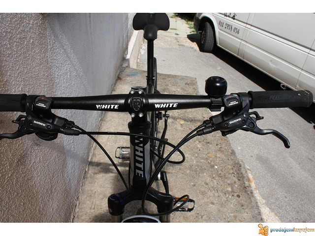 WHITE SC Lite Trekking bicikl 3x10 - 3/5