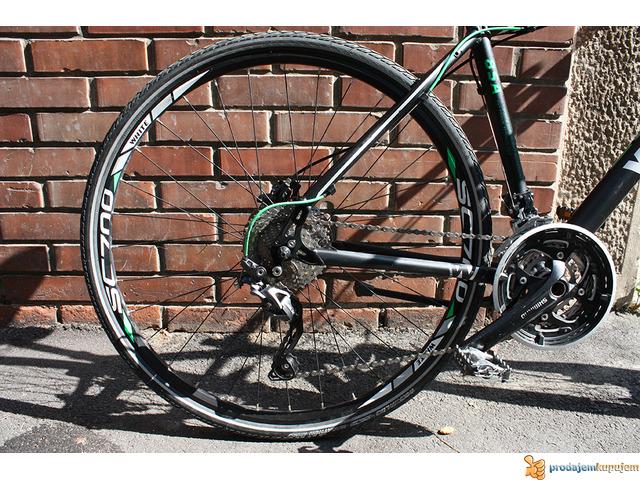 WHITE SC Lite Trekking bicikl 3x10 - 4/5