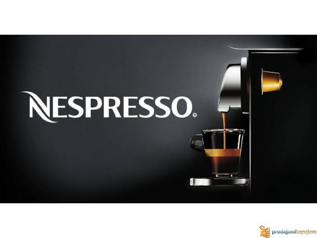 Nespresso kapsule i aparati - 1/1