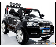 BMW X5 Style Off-Road auto za decu na akumulator 12V dvosed
