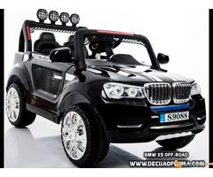 BMW X5 Style Off-Road auto za decu na akumulator 12V dvosed