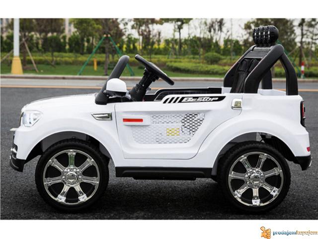 BMW X5 Style Off-Road auto za decu na akumulator 12V dvosed - 2/3