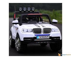 BMW X5 Style Off-Road auto za decu na akumulator 12V dvosed - Slika 3/3