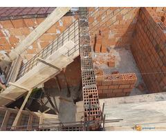 Građevinske usluge  Gradjevinac  MJ