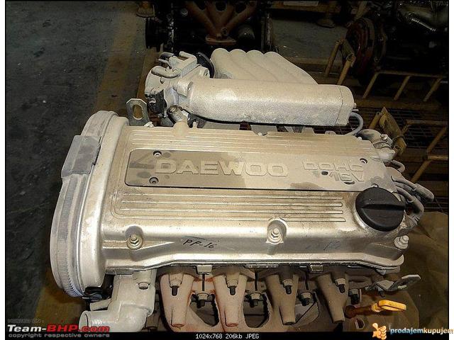 Kupujem motor za Daewoo Nexiu 16 v - 1/1