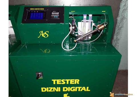 Digitalna masina za test svih vrsta Common Rail dizni