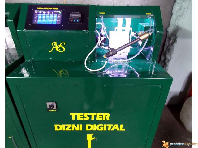 Digitalna masina za test svih vrsta Common Rail dizni - 2/2