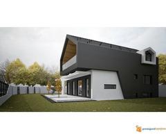 Ektra LUX KUĆA od 180 m2 na 5,5 ari u Nišu
